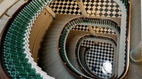 Monumental Stairwell