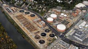 Arlington Sewage Treatment Plant